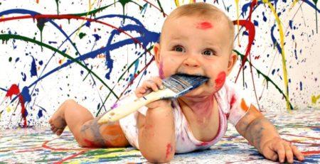 Отставание ребёнка в психомоторном развитии